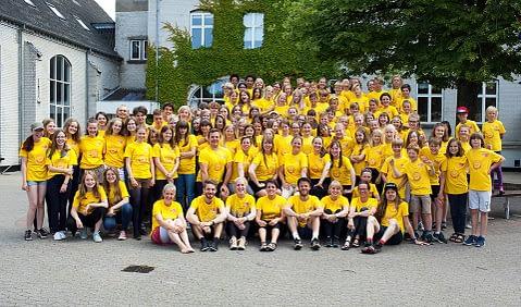 """Featured image for """"FolkCamp – Sommerens højdepunkt"""""""